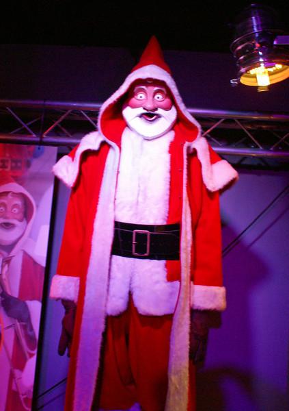 "Santa from ""The Runaway Bride"""