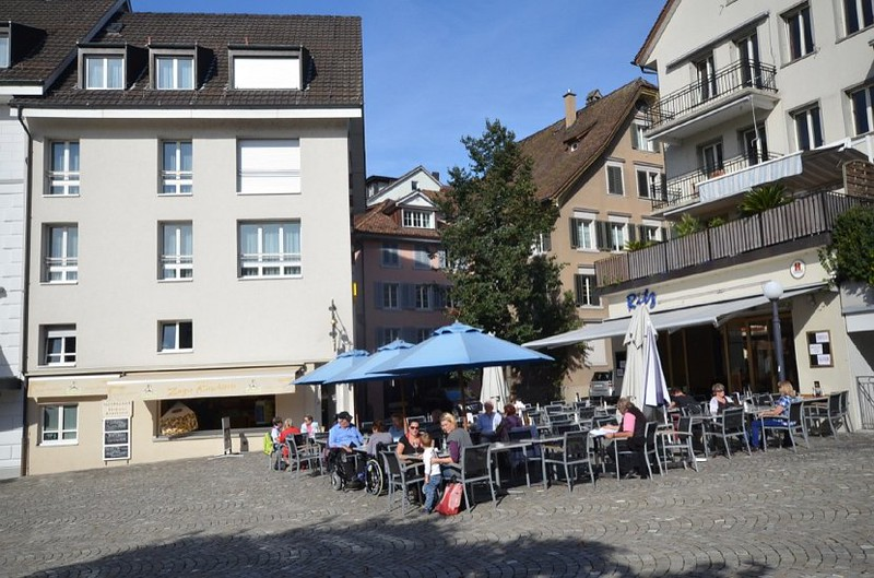 The Square In Zug.