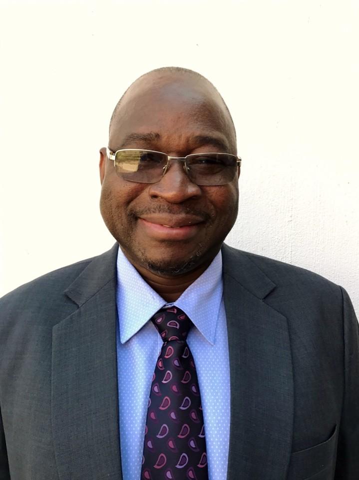 Doctoral Candidate Jeremie Zoungrana.