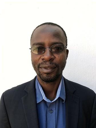 Doctoral Candidate Dennis Sebata.