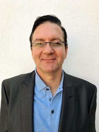 Doctoral Candidate Frans Els.