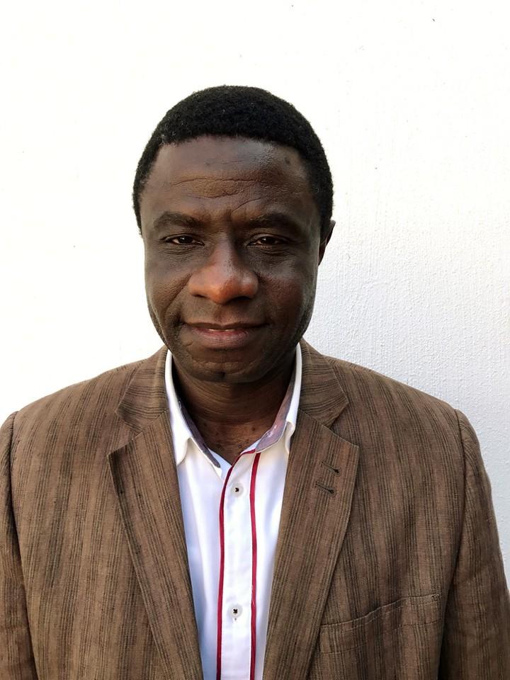 Doctoral Candidate Emile Kemayou.
