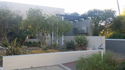 The Wallenberg Building at STIAS Stellenbosch University