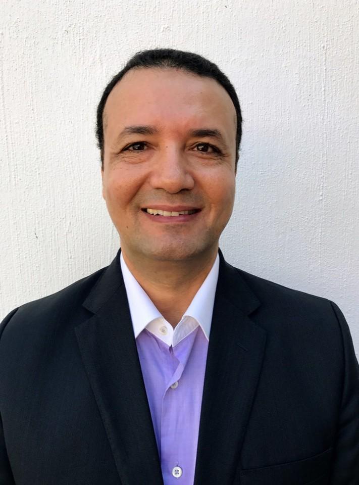 Doctoral Candidate Ezzat Ragab.