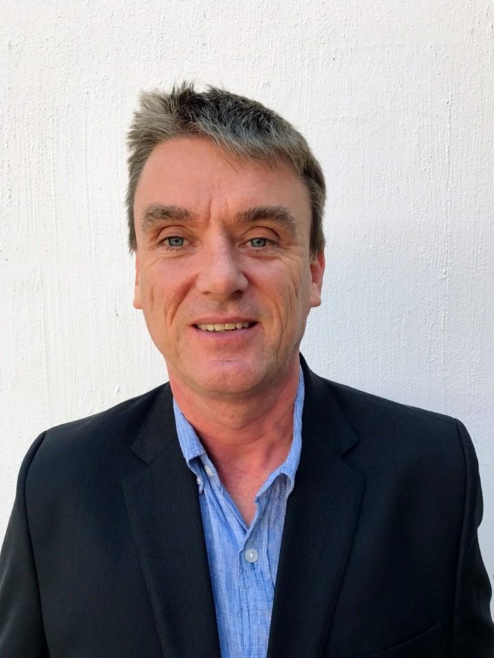 Doctoral Candidate Joseph Keogh.