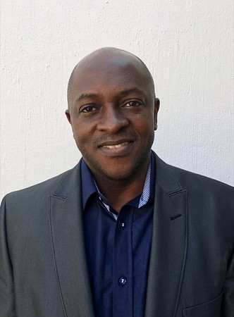 Doctoral Candidate Adebayo Fagbemi.