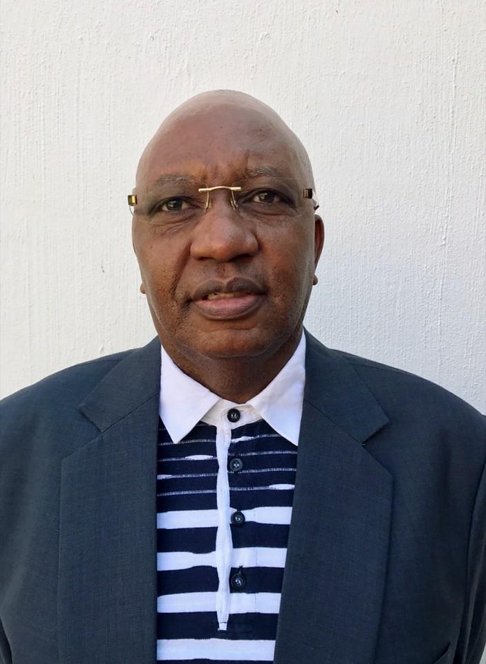 Doctoral Candidate Samuel Mwaura
