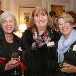 Rosella Rudd, Terry Weiss and Sherry Steinbock.
