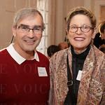 Allen Steinbock and Ann Shake.