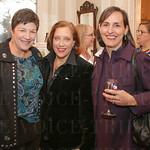 Karen Cassidy, Dr. Lynnie Meyer and Christan Furman.