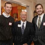 Justin Brezosky, Peter Hasselbacher and Benjamin Siegel.