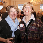 Sherry Steinbock and Dee Pregliasco.