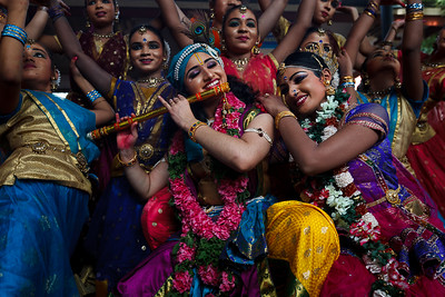 Janmashtami Celebration, Kerala, India