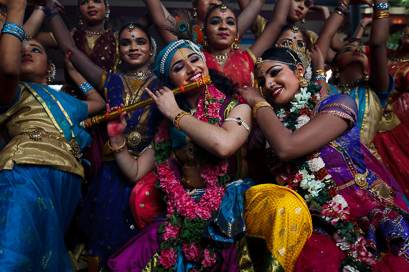 Janmashtami Celebration, Kerala, India