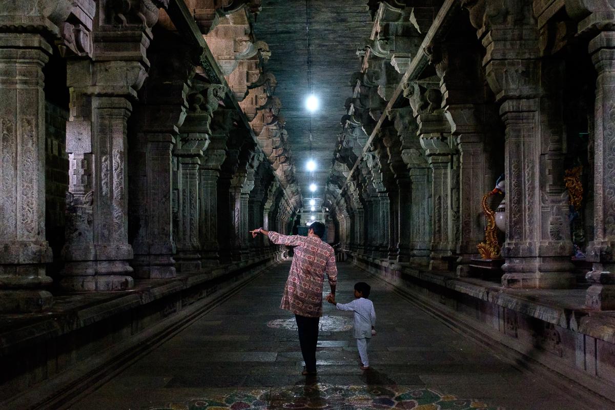 Kanchipuram Temple, Tamilnadu 2016