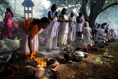 Aatukal Pongala Festival