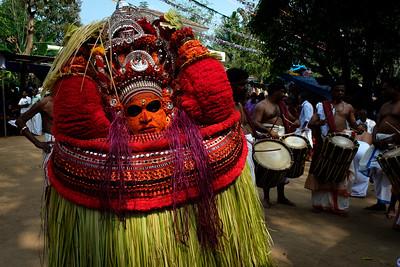 Vishnu Moorthi Theyyam