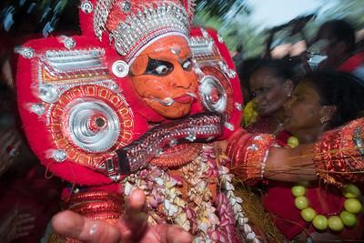 Vasoori Mala Theyyam