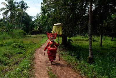 Kalichan Theyyam