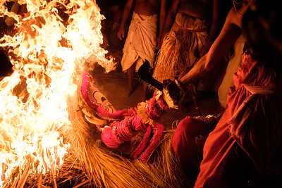 Pottan Theyyam
