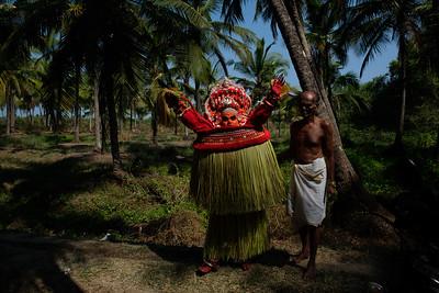Vishnumurthy Theyyam