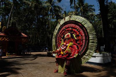 Rakta Chamundi Theyyam