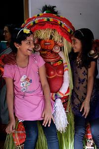 Uchitta Bagavathy Theyyam