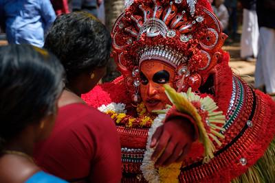 Vishnu Murthy Theyyam