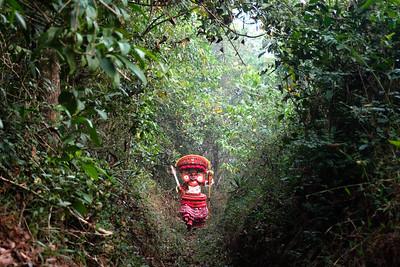 Pulikandan Theyyam