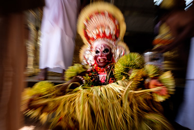 Karimchamundi Theyyam