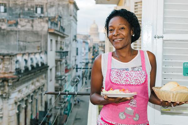 Mercedes, 36,  Domestic Worker