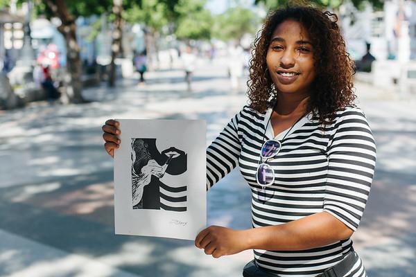 Isachy Chang, 22, Artist