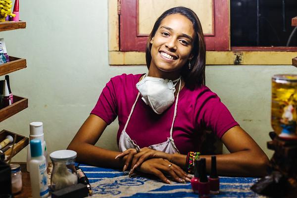 Jennifer, 24, Nail Technician