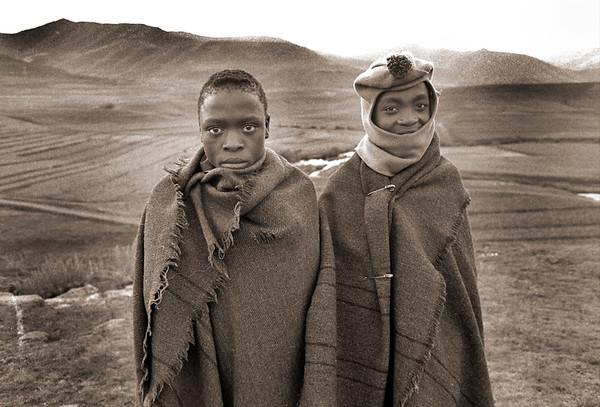 Basotho Herd Boys, Lesotho