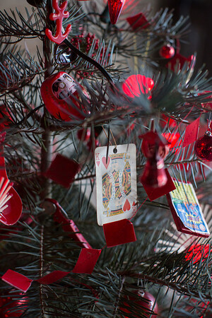Christmas Tree - 2/4/14