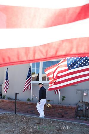 Veterans Memorial Building Groundbreaking Ceremony