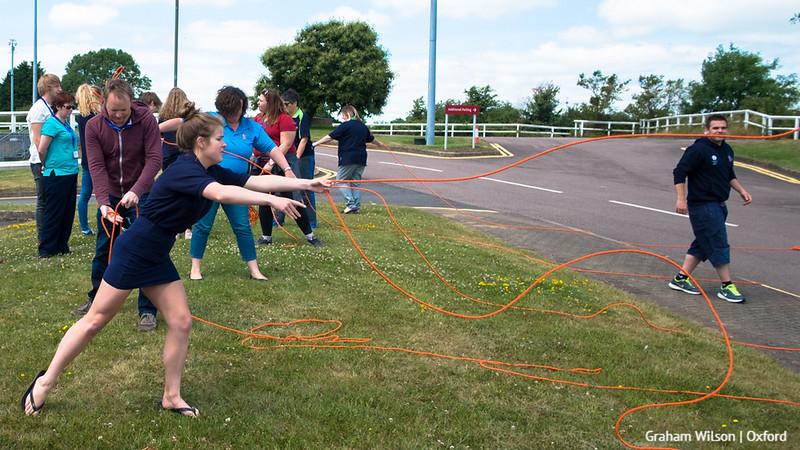 RLSS rope throw - A -5621