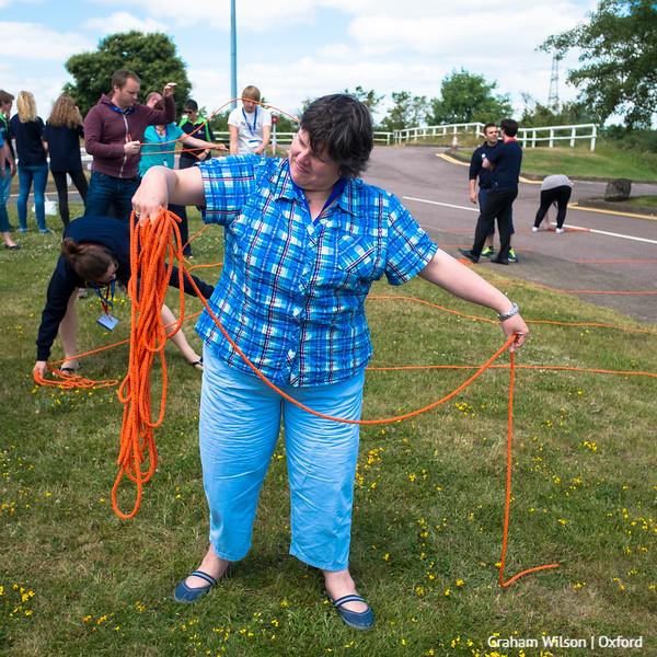 RLSS rope throw - A -5624