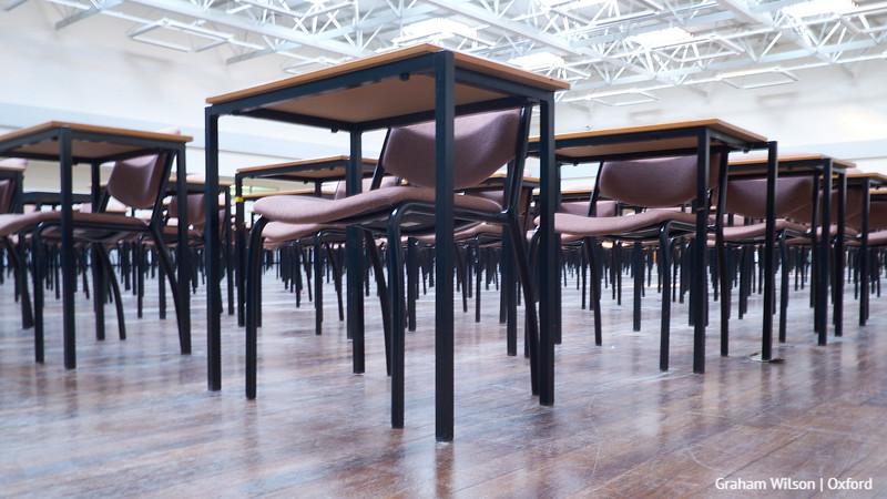 Examination Hall 275