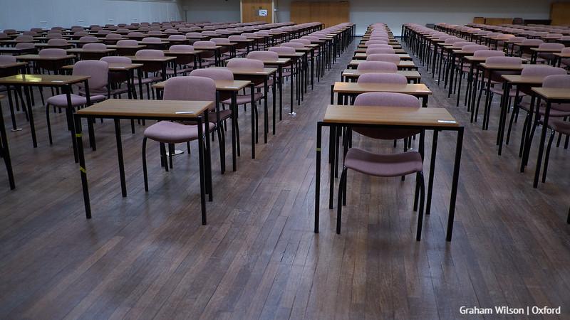 Examination Hall 270