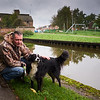 Towpath Portraits 04 - Phil and Jock