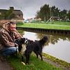 Towpath Portraits 04 - Phil and Jock
