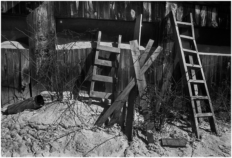 ADK Document Sawdust & Ladders, Chestertown NY