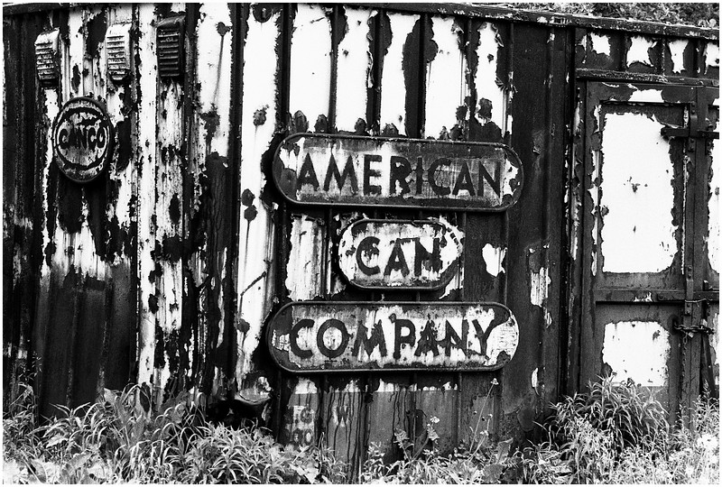 ADK Document American Can, Allentown NY