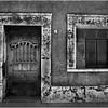 Mexico Aconchi Doorway with Window April 2008