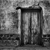 Mexico Aconchi Doorway to 130 April 2008