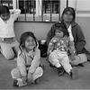 Mexico Tijuana Family of Panhandlers April 2006