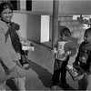 Mexico Tijuana Panhandler Mother and Three Sons April 2006