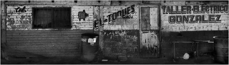Mexico Bacoachi El Toolies April 2008