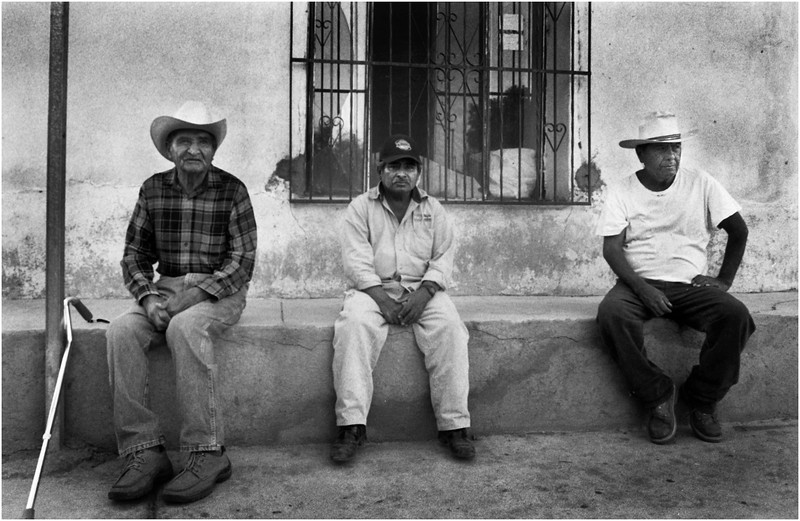 Arizona San Pedro de Fillipe 3 Men April 2008